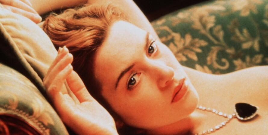 Титанік, кадр з фільму, альтернативний фінал