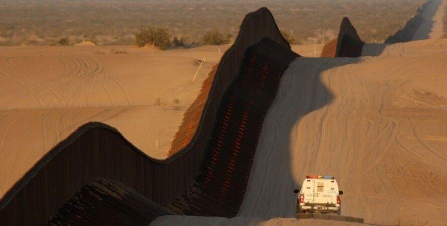 Госграница Мексики и США / Фото: Америка