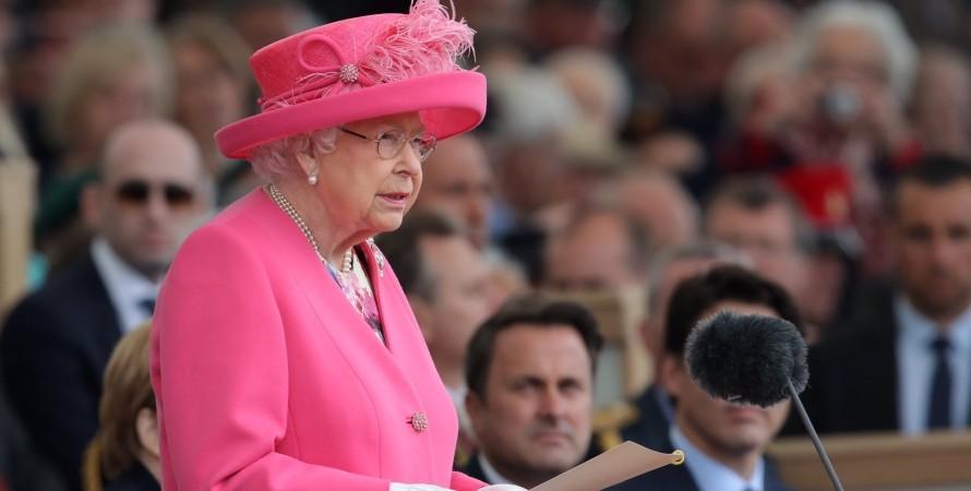 королева, Елизавета II