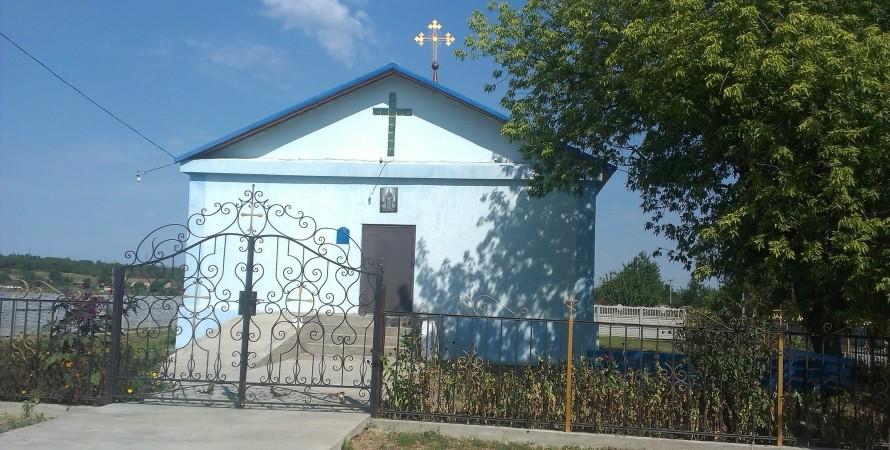 Церковь, УПЦ, Укрпочта