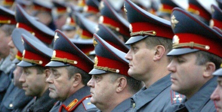 Полиция РФ / Фото: moscow-live.ru