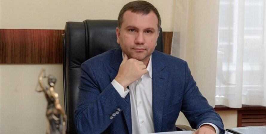 Глава ОАСК Павел Вовк, вовк, судья вовк