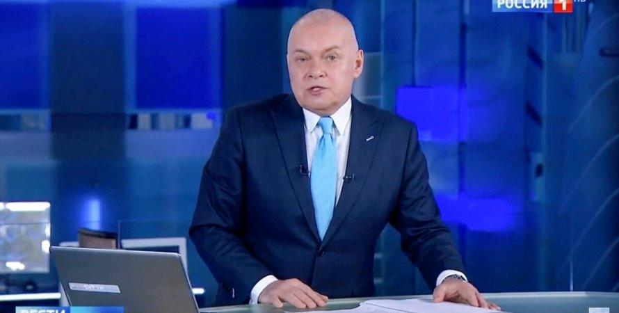 Дмитрий Киселев в эфире