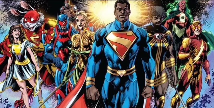 Супермен, чорношкірий актор