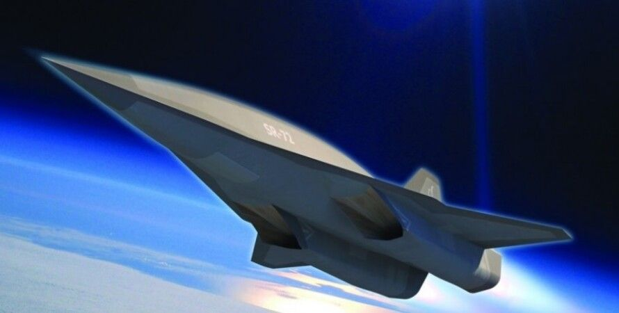"Прототип ""космического самолета"" / Фото:  SCMP"