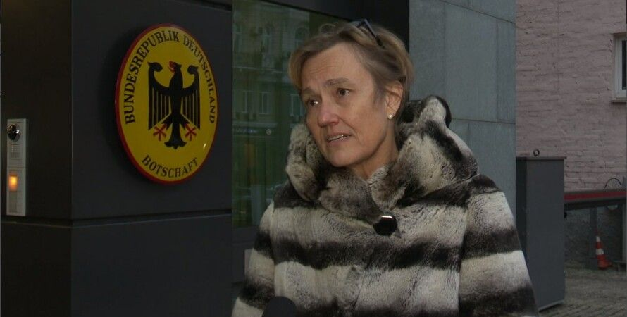 посол Германии, комментарий