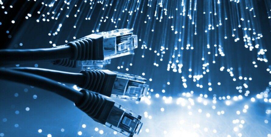 кабель, інтернет