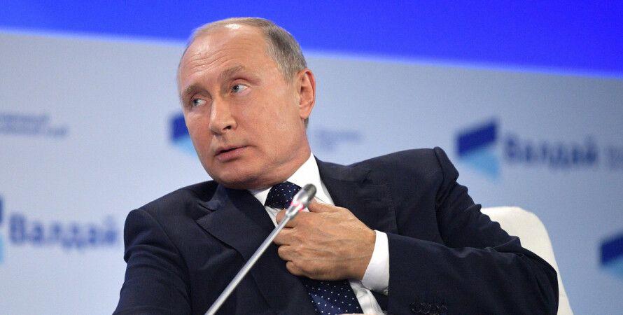 Владимир Путин, президент РФ Владимир Путин, статья Владимира Путина