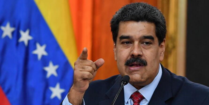 Николас Мадуро, мадуро, бан, Facebook, вакцина, венесуэлла