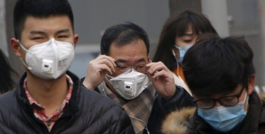 Смог в Пекине / Фото: Reuters
