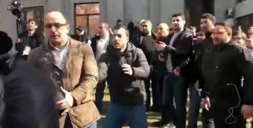 Ереван, протесты, Никол Пашинян, Армения