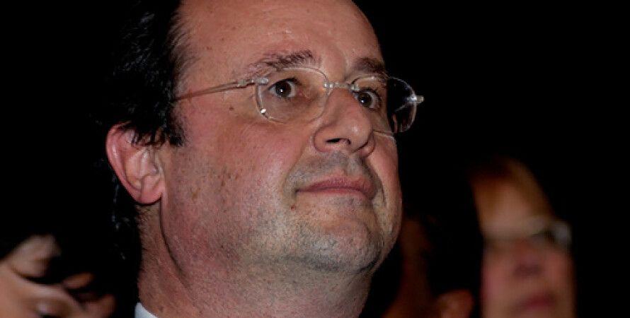 Франсуа Олланд / Фото: flickr/idf-fotos