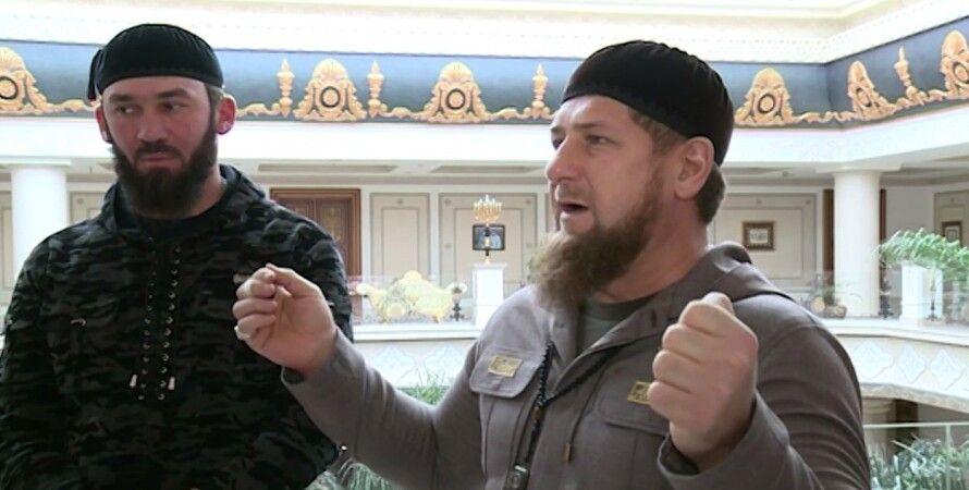 Рамзан Кадыров, мечеть