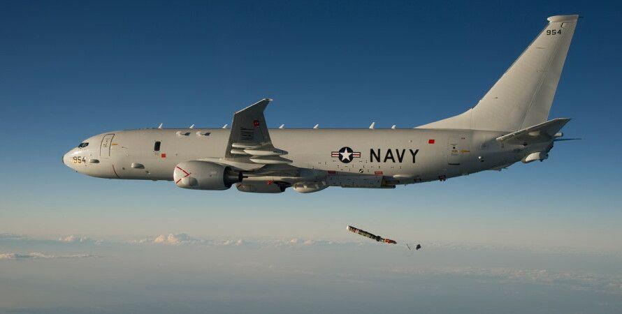 Самолет P-8 Poseidon / Фото: military.com