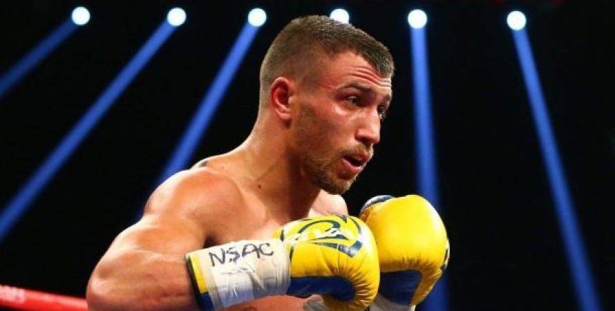 Василь Ломаченко, бокс, UFC