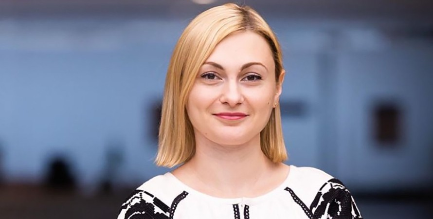 Евгения Кравчук - фракция Слуга народа