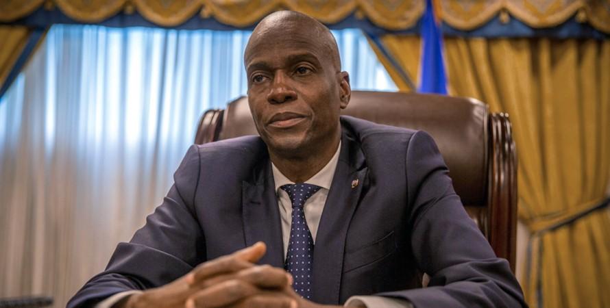 премьер о обийстве президента гаити
