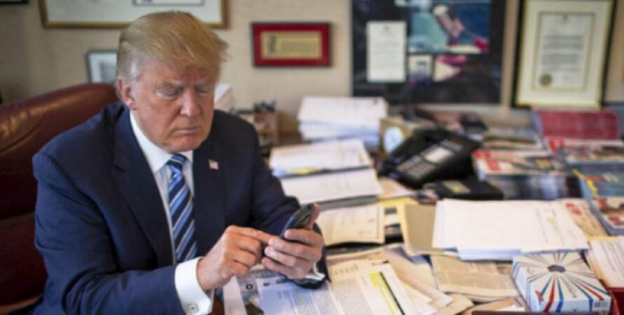 трамп, дональд трамп, сша, telegram, соцсети