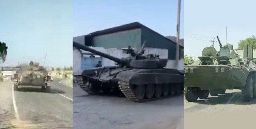 война на границе, конфликт Киргизии и Таджикистана