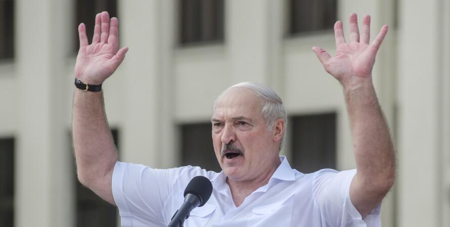 Лукашенко, Олександр Лукашенко, білорусь