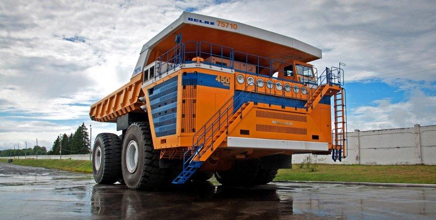 Rolls-Royce прекратил поставки дизельных моторов для БелАЗов