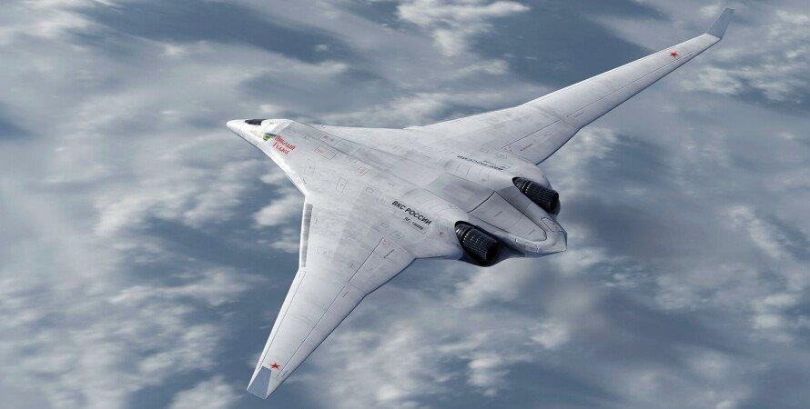 разработка бомбардировщика в россии,