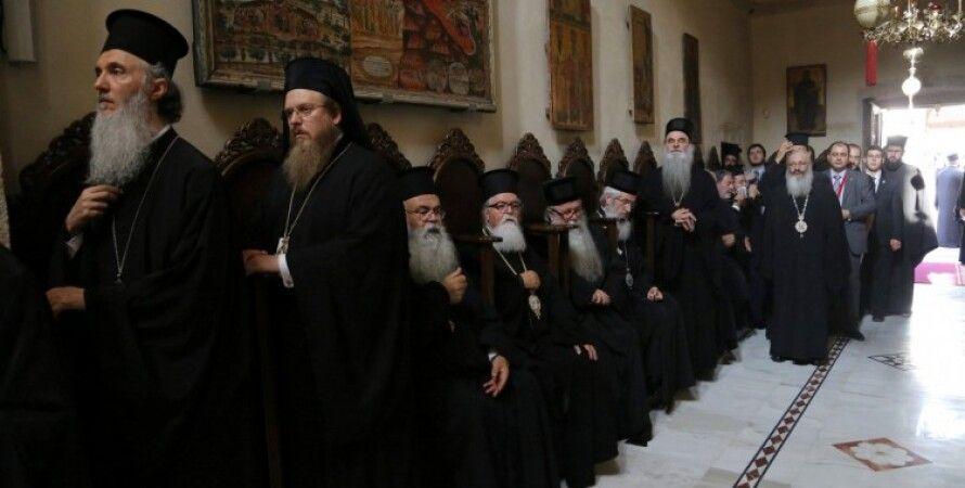 Участники Всеправославного собора / Фото: Reuters