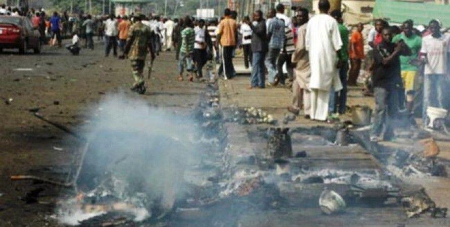 Теракт в Нигерии / Фото: twitter / Firstpostng