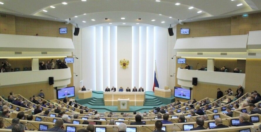 Заседание Совета Федерации / Фото пресс-службы Агенства лесного хозяйства РФ