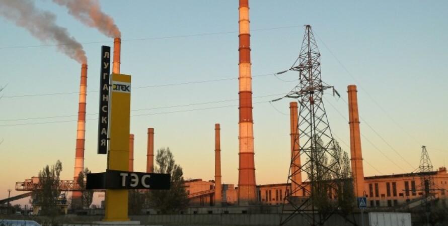 аварійне відключення, енергоблоки, тес, фото, Укренерго