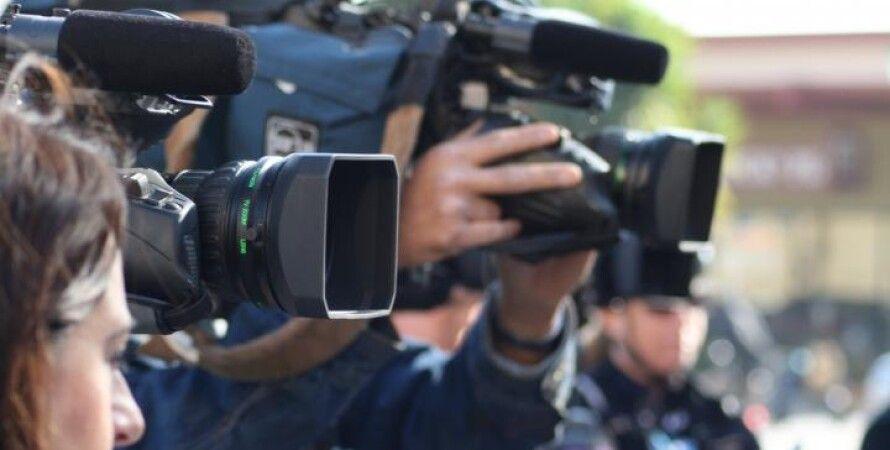 Журналисты, СМИ, камеры, операторы, журналист, медиа, СМИ