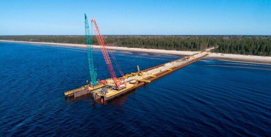 Норвегия, Северный поток, санкции США, Nord Stream, санкции