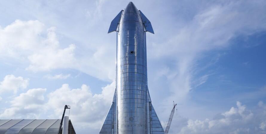 Starship, космічний корабель, Ілон Маск, прототип, запуск,