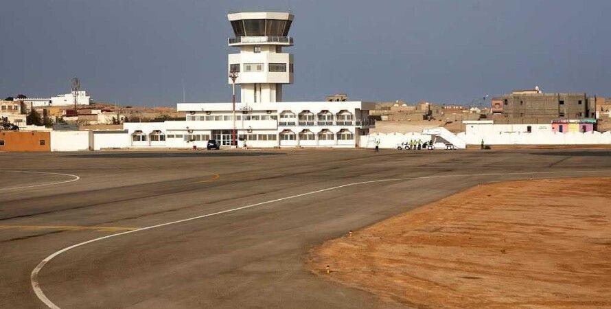 мавританія, літак, аеропорт, нукашот