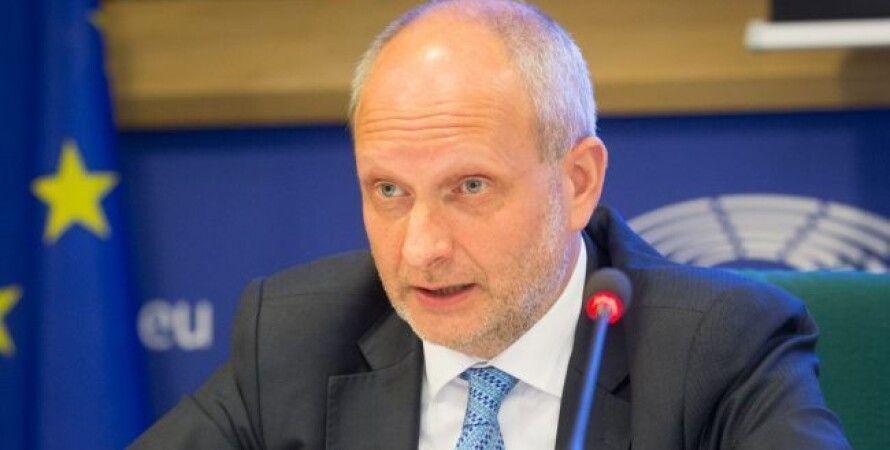 Посол ЕС в Украине Матти Маасикас. Фото: wikimedia.org