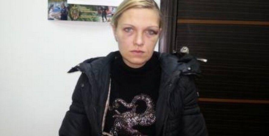 Анастасия Коваленко / Фото: пресс-служба СБУ