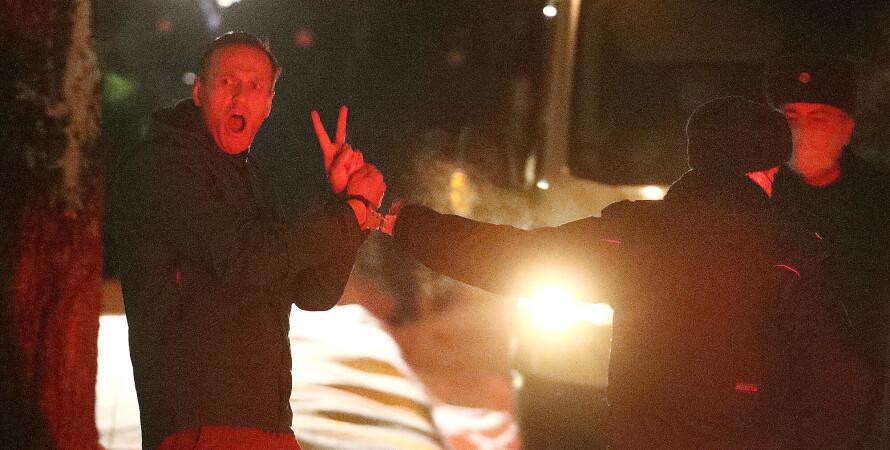 Алексей Навальный, протесты, оппозиция, РФ
