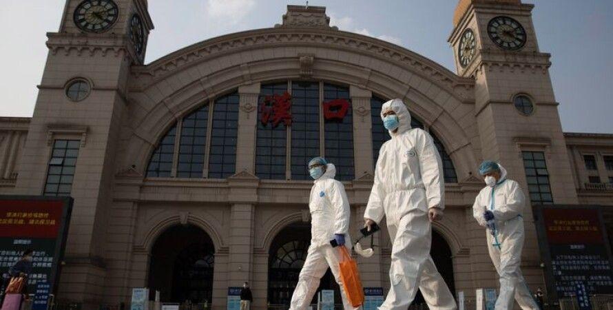 воз в китае, расследование воз коронавируса