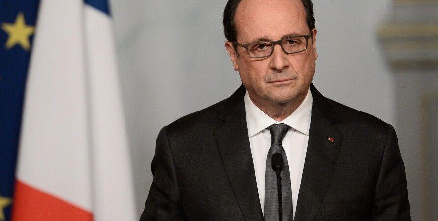 Франсуа Олланд / Фото: web.de