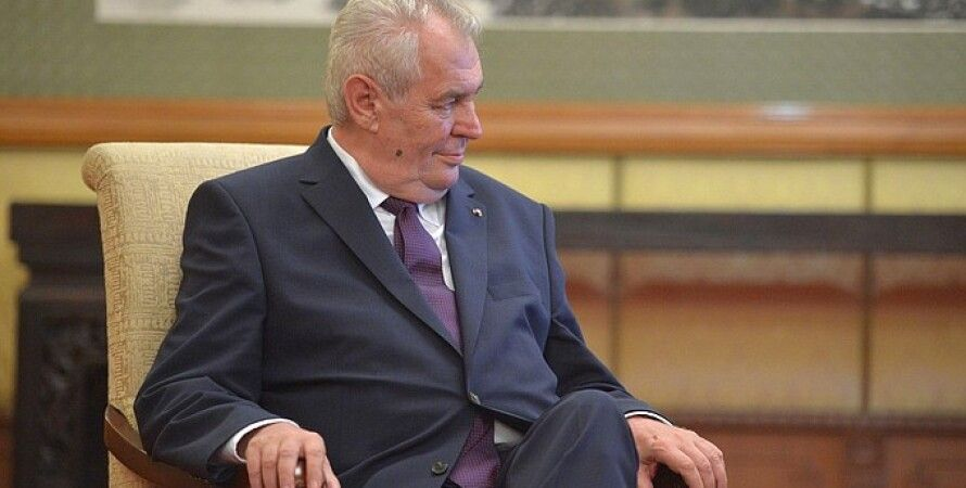 Милош Земан / Фото: kremlin.ru