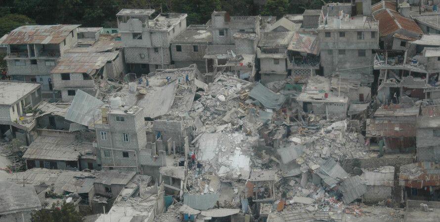 Последствия землетрясения на Гаити / Фото: flickr.com/photos/eu_echo