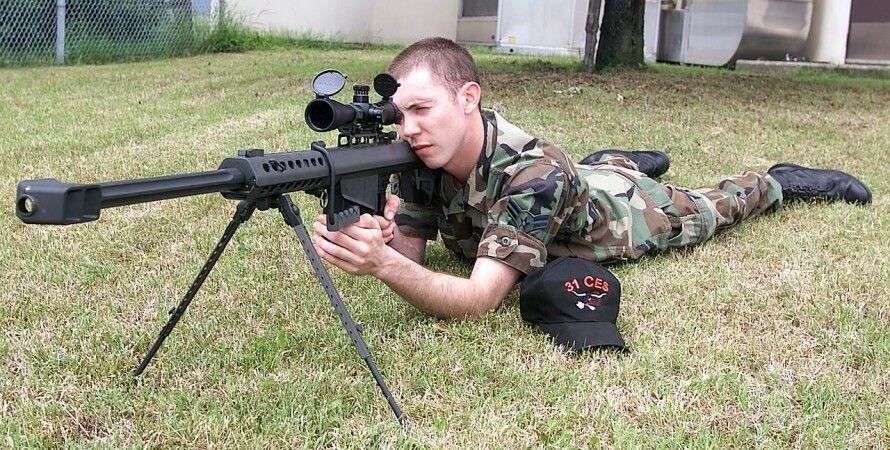 Оружие компании Barrett / Фото: prepperforums.net