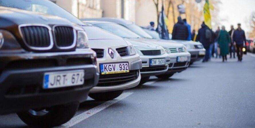 розмитнення євроблях, розмитнення машин в Україні