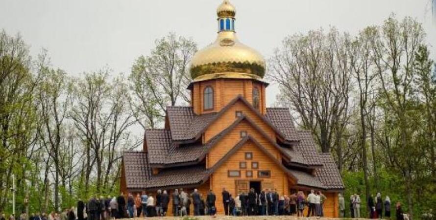 Гурбинский монастырь, ПЦУ, монастырь, храм, ровненская область