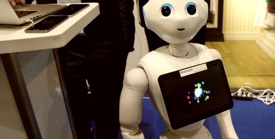 робот, ІІ, мислення