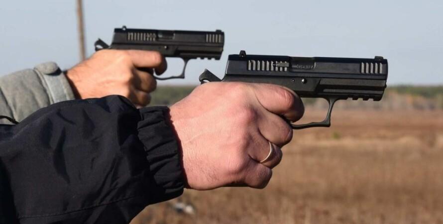 оружие, стрельба, пистолет, легализация оружия, украина 2021, закон о легализации оружия