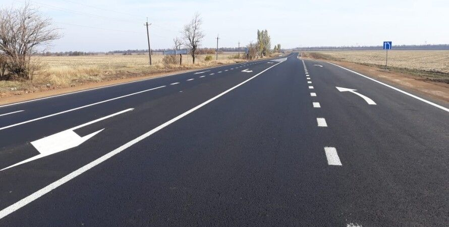 отремонтированные дороги, ремонт дорог в украине, мосты и тунели украины, укравтодор, отчет автодорог