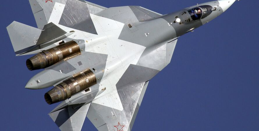 Российский истребитель Т-50 / Фото: wikipedia.org