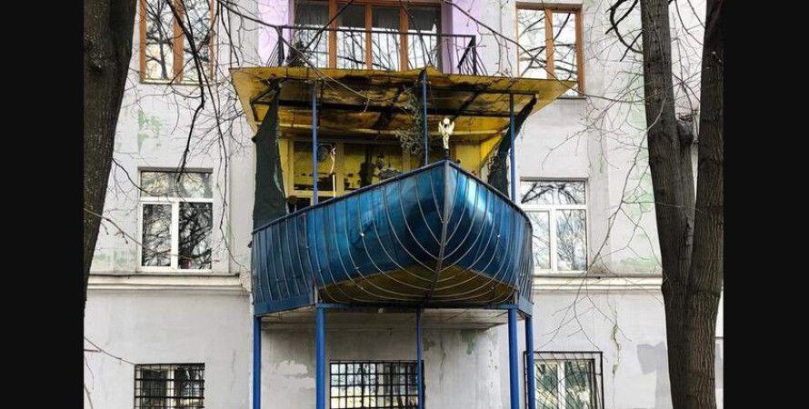 балконы, пристройки, утепление, фасады, незаконное, благоустройство киев