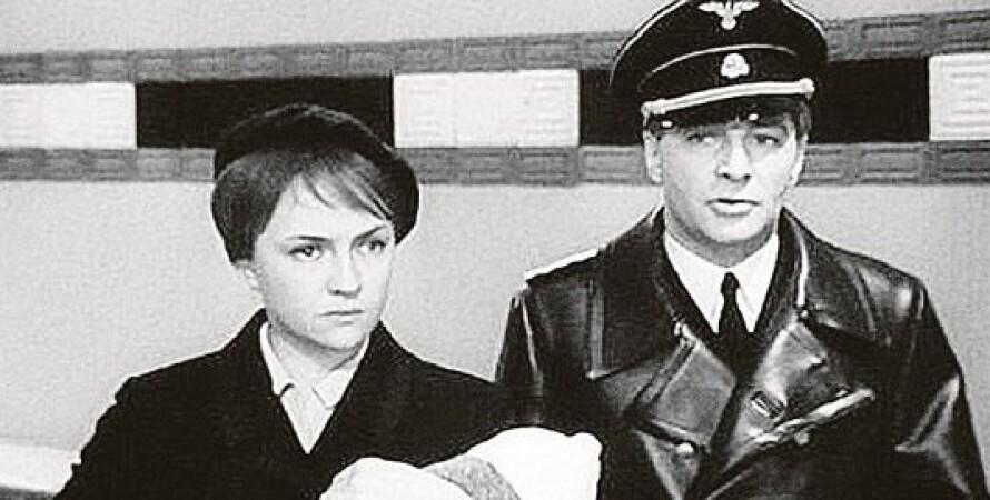 Катерина Градова, актриса, сімнадцять миттєвостей весни, радянське кіно, помер актор, померла артистка
